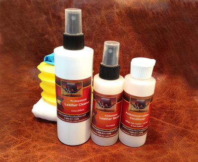 Garments Cleaning - Conditioning - protectiion Kit